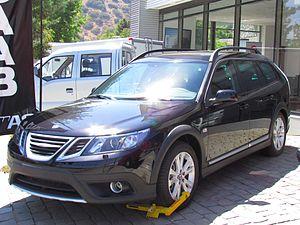 Haldex Traction - A Saab 9-3X with XWD