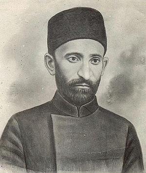 Mirza Alakbar Sabir - Image: Sabir