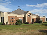 Sacred Heart Catholic Church in Warner Robins