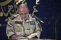 Saeed Ghasemi سخنرانی سعید قاسمی فرمانده سابق جنگ در قصر شیرین 14.jpg