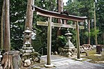 Saguriten-Shrine in Iwayama, Ujitawara, Kyoto July 6, 2018 19.jpg
