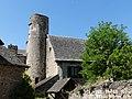 Saint-Côme-d'Olt maison Pons de Caylus tour médiévale (3).jpg