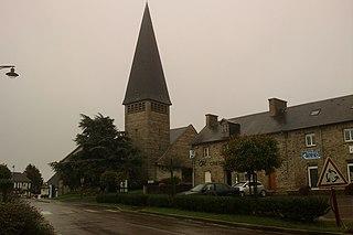 Saint-Jean-dElle Commune in Normandy, France