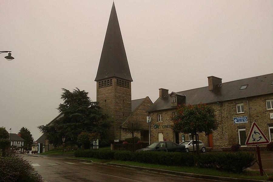 église de fr:Saint-Jean-des-Baisants