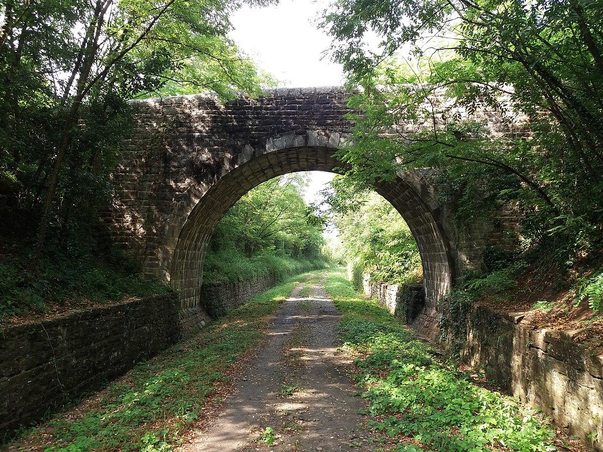 Saint-Maurice-d'Ardèche - Voie verte - Pont.jpg