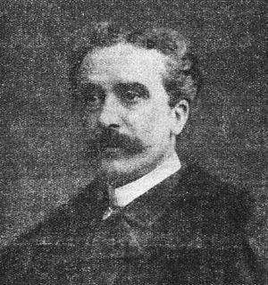 Alexandre Saint-Yves d'Alveydre - Alexandre Saint-Yves d'Alveydre in 1892.