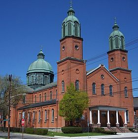 Image illustrative de l'article Basilique Saint-Adalbert de Buffalo