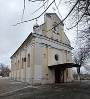 Saint Demetrius of Thessaloniki church, Lviv (02).jpg