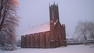 Newbridge, County Kildare - Church of Ireland, Moorefield