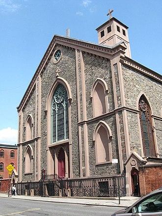 Nolita - Image: Saint Pats Old Cathedral Manh jeh
