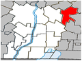 Sainte-Brigide-d'Iberville Quebec location diagram.PNG