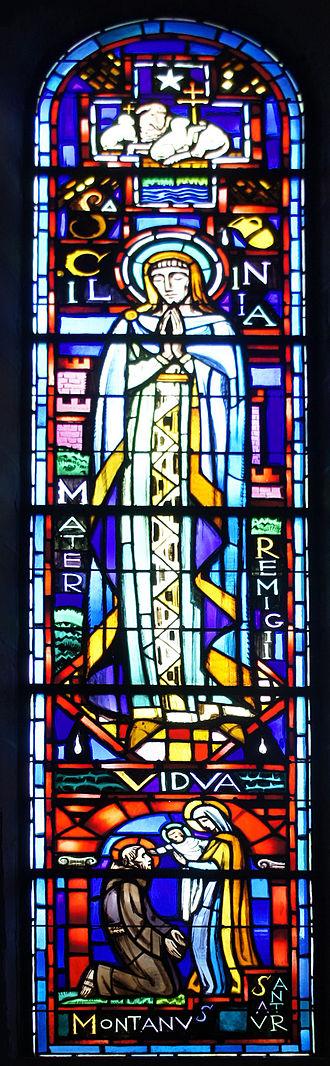 October 21 (Eastern Orthodox liturgics) - Image: Sainte Cilinia mère de Rémi Montanus 595