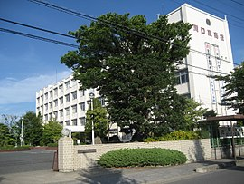埼玉県立川口東高等学校