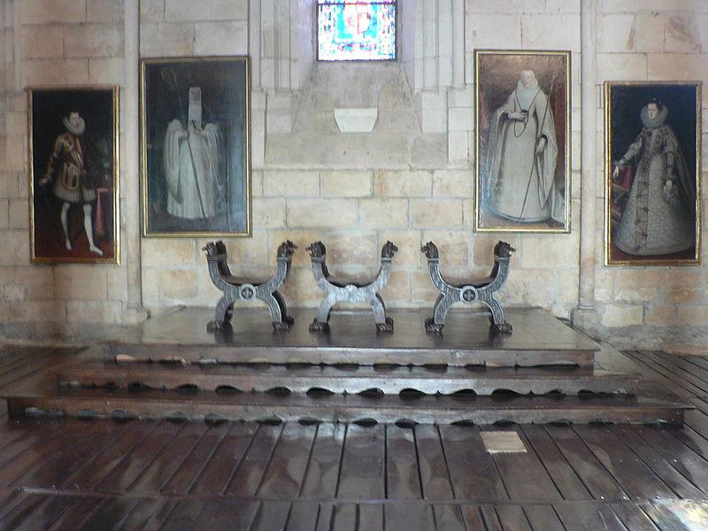 Sala capitular (Monasterio de las Huelgas de Burgos).jpg
