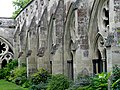 Salisbury - Cathedral Cloister Garth - geograph.org.uk - 943877.jpg