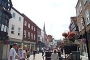 Salisbury High Street 20040724