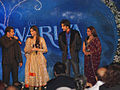 Salman Khan, Sonam Kapoor, Ranbir Kapoor and Rani Mukherjee at the audio release of Saawariya.jpg