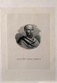 Salvino degli Armati. Line engraving by Gustave. Wellcome V0000207.jpg