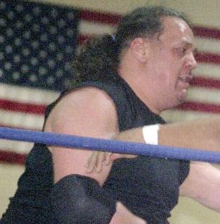 Samu (wrestler) American professional wrestler