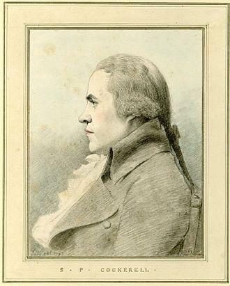 Samuel Pepys Cockerell - Image: Samuel Pepys Cockerell by George Dance 1793