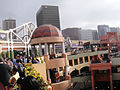 San Diego Comic-Con 2011 - the extremely long line of thousands of fans hoping to get into the Captain America movie premiere with a Chris Evans introduction (5977349370).jpg