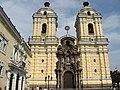 San Francisco Monastery, Lima - panoramio.jpg