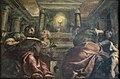 San Giacomo dall'Orio (Venice) - Eucarestia adorata dai quattro evangelisti (1575) - Palma il giovane.jpg