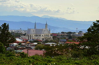 San Rafael (canton) canton in Heredia province, Costa Rica
