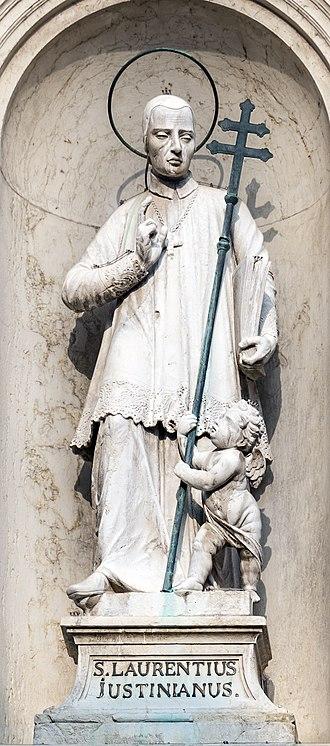 Lawrence Giustiniani - St. Lawrence Giustiniani,  San Rocco, Venice