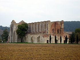Image illustrative de l'article Abbaye de San Galgano