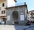 San marcello pistoiese, loggia leopoldina 02.jpg