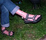 Sandals - Traquair House - 30072004.jpg