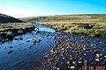 Sandy Ford - Dartmoor - geograph.org.uk - 135740.jpg