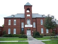The Sanford Grammar School in January 2007