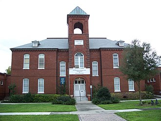 Sanford, Florida - The Sanford Grammar School in January 2007