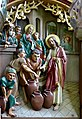 Sankt Oswald bei Freistadt Pfarrkirche - Hochaltar 6a Predella Kana.jpg