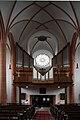 Sankt Pantaleon Brühl-Badorf Orgelempore.JPG