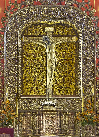 Cristo de La Laguna - Image: Santíssimo Cristo 02