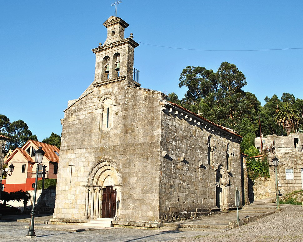 Santa María de Castrelos, Vigo