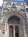 Santa María la Real - Aranda de Duero - portada gótica 20-07-07 1242.jpg