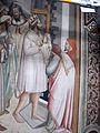 Santa croce, int., cappella maggiore, agnolo gaddi e bottega, affreschi 07.JPG
