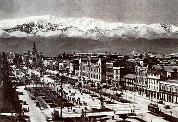 Аламеда в 1929 году