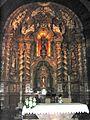 Santuario de Loyola. Altar Mayor 1.JPG