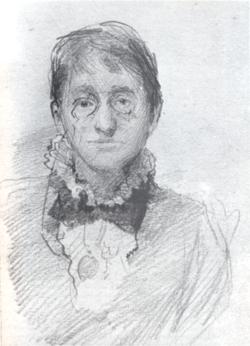 Sarah purser by john butler yeats