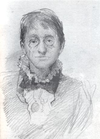 Sarah Purser by John Butler Yeats.png