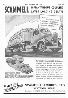 Scammell - Wikipedia