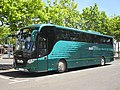 Scania OmniExpress (vue avant) - Skills (Le Cap d'Agde).jpg
