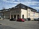 Verwaltungsgebäude der Wehrmacht (später Reichsbahndirektion)