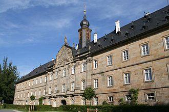 Leonhard Dientzenhofer - Schloss Tambach
