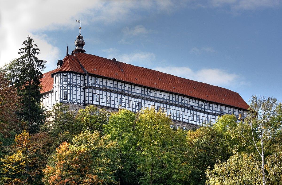 herzberg castle wikipedia. Black Bedroom Furniture Sets. Home Design Ideas